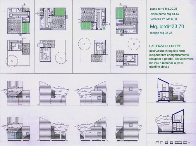 Claudio gannoni architetto - Costo progetto casa ...